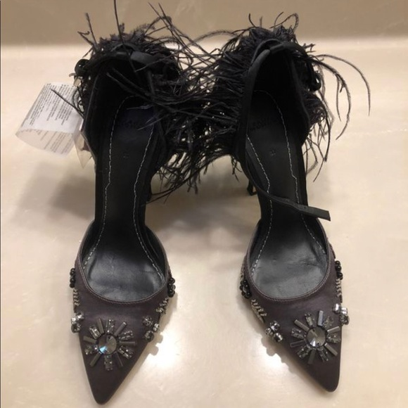 Zara Shoes - Zara black heels